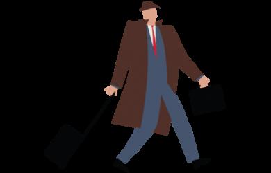 Учёт личных финансов в командировках